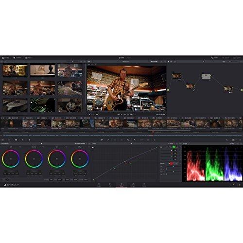 Blackmagic DaVinci Resolve 14 Studio License Key Item
