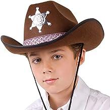 Boland 04107 Sombrero del sheriff de los niños 162078e51f1