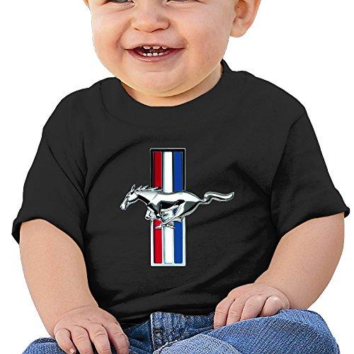 cjunp-neonati-bambini-bambini-ford-mustang-gt-maglietta-eta-2-6-black-18-mesi