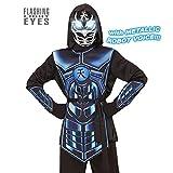 WIDMANN-Costume per bambini Cyber Ninja