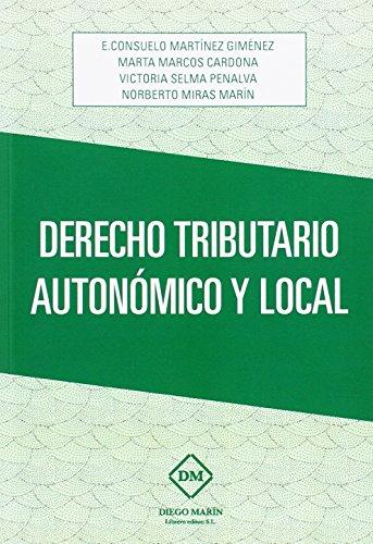 DERECHO TRIBUTARIO AUTONOMICO Y LOCAL