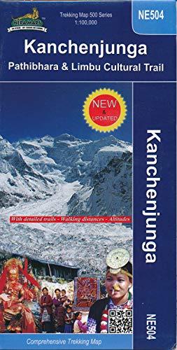 Kangchenjunga (Nepa Trekking Maps)