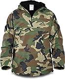 Winddichte Funktions-Jacke für Damen und Herren von S-4XL Farbe Woodland Größe XS