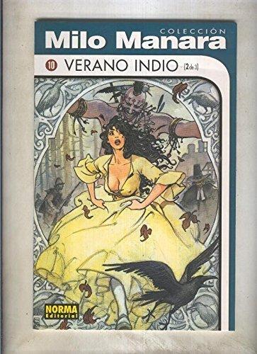 Coleccion Manara B/N numero 10: Verano Indio numero 2
