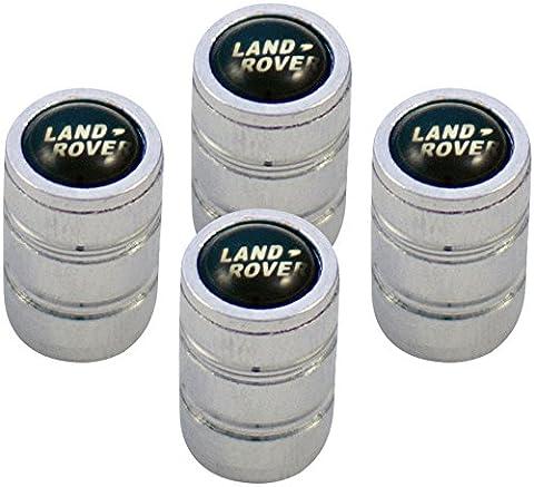 Land Rover Ventil Staubschutzkappen (Anzeige Mat)