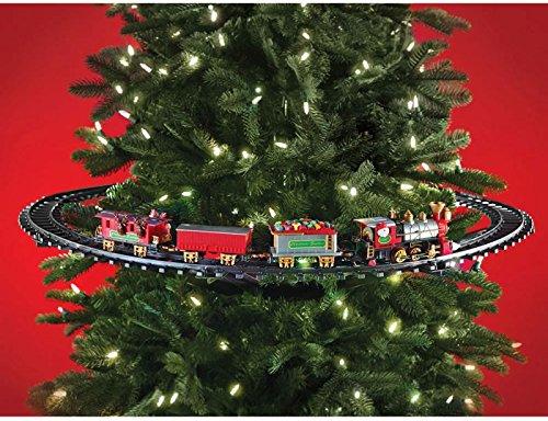 Trenino Elettrico Da Mettere Sullu0027Albero Di Natale