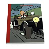 Agenda de poche 2018 Tintin au pays des Soviets 9x16cm (24361)...