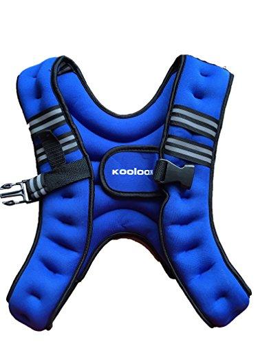Gewichtweste, Laufweste, Koolook Fitness X 5kg