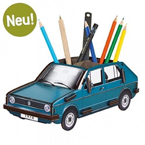 werkhaus-stiftebox-vw-golf-1-blau-buro-ordnungsbox-utensilienbox-schreibtisch-utensilio