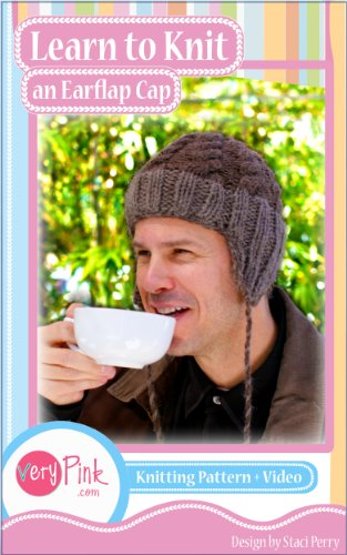 Learn to Knit an Earflap Cap (English Edition) Knit Hat Earflap