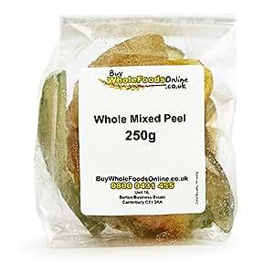 Peel - Whole Mixed 250g
