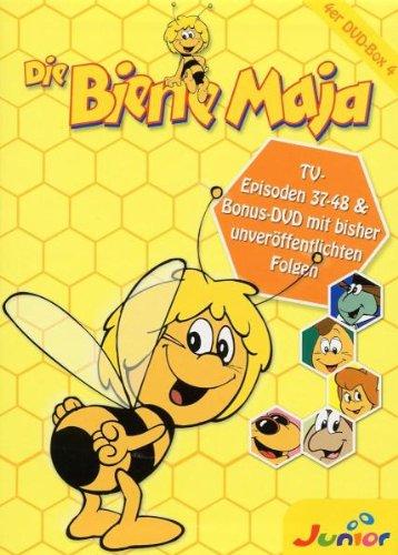 Die Biene Maja: Box Set 4 (4 DVDs)