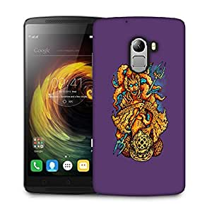 Snoogg Ugly Mermaid Designer Protective Back Case Cover For LENOVO K4 NOTE