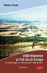 2500 Kilometer zu Fuss durch Europa: Auf Jakobswegen vom Bodensee zum