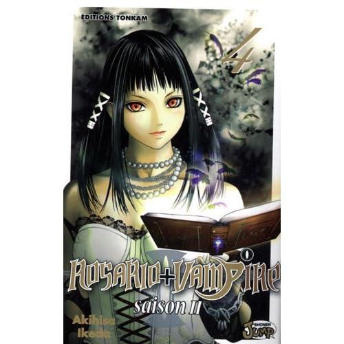 Rosario + Vampire, saison 2, tome 4