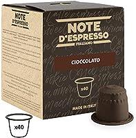 Note D'Espresso Cápsulas - 40 x 2,7g, Total: 108 g