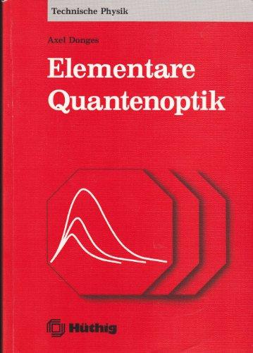 Elementare Quantenoptik