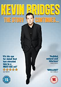 Kevin Bridges - The Story Continues… [DVD]