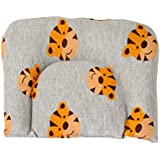 Baby Pillow/neck Suppor Pillow/children Neck Pillow - Tiger Print By Kadambaby