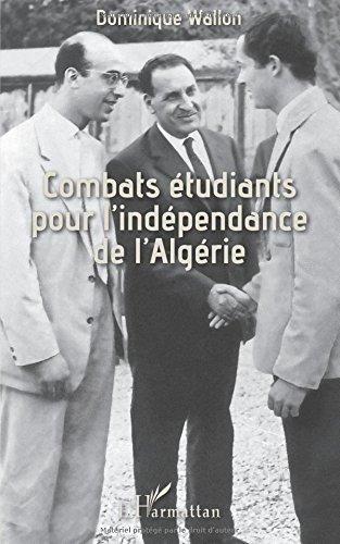 Combats étudiants pour l'indépendance de l'Algérie