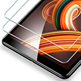 ESR 2 X Panzerglas Schutzfolie für Samsung Galaxy Tab A 10.5 SM-T590/T595 Tempered Glas Folie Displayschutzfolie Screen Protector für Samsung Galaxy Tab A 10.5 2018 SM-T595/SM-T590N