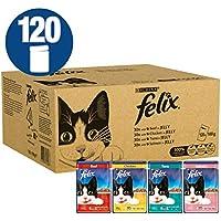 Felix - Sacchetto di Cibo Molle per Gatti Adulti