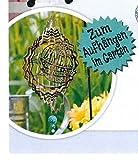 Fensterhaken oder Gartenstab für Traumfänger von H&H, Zubehör, Garten, Stecker (Gartenstab für Traumfänger)