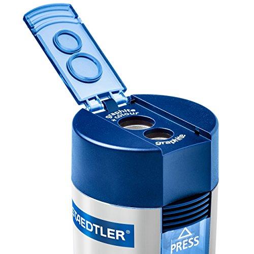 * Staedtler 512 001, Temperamatite a Due Fori recensioni dei consumatori