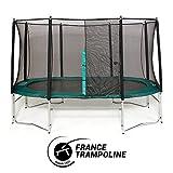France Trampoline Pack Ovalie 430 + Filet