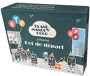 Blanc-Manger Coco - Extension N°4 - le Pot de Départ - 200 Cartes
