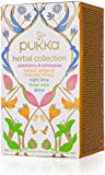 Pukka Herbal Tea Collection Bags -  1 Box - 20 Tea bags