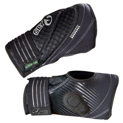 Sly Pro-Merc S12 Paintball Halbfinger Handschuhe zu Sly
