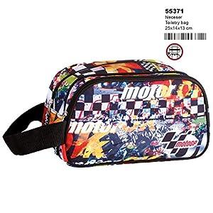 Montichelvo Montichelvo Vanity Case MT GP Clinch Neceser de Viaje, 25 cm, Multicolor (Multicolour)