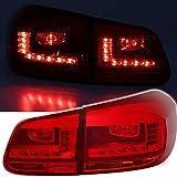 AD Tuning 96158 LED Rückleuchten Set Rot Facelift Heckleuchten Rücklichter