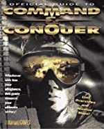 Official Guide to Command and Conquer - Bradygames de BradyGames