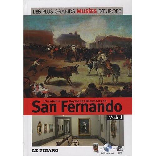 L'académie royale des beaux-arts de San Fernando, Madrid, tome 28 (DVD inclus)