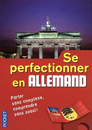 Coffret Se perfectionner en allemand (livre + 3 CD)