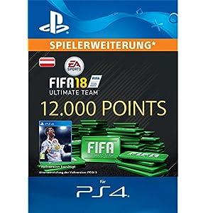 FIFA 18 Ultimate Team – 12000 FIFA Points | PS4 Download Code – österreichisches Konto