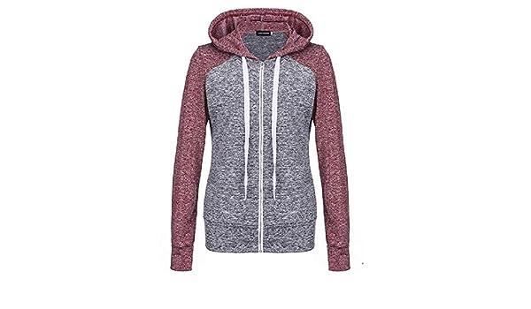 Sportbekleidung Hechgobuy Lässige Farblich abgestimmte