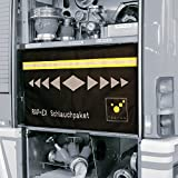 tee-uu RAP-EX Schlauchpaket-Tasche 87 x 52 x 7 cm für tee-uu RAP-EX Schlauchpaket-Tasche 87 x 52 x 7 cm