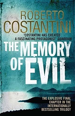 book cover of The Memory of Evil