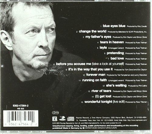 Clapton Chronicles - International Edition
