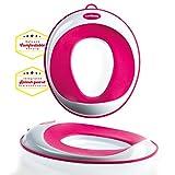 Toilet Training Seat - Kids Toilet Trainer Ring for Boys or Girls |