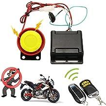 Ducomi Defender 2.0Kit antirrobo Seguridad para Moto con doble mando a distancia - Sistema de alarma universal: vigila y protege tus vehículos