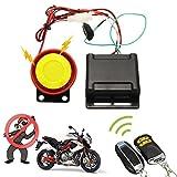 Ducomi - Defender 2.0 - Antivol moto avec 2 télécommandes