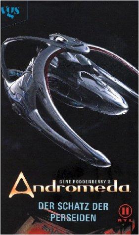 Gene Roddenberrys Andromeda Bd. 2. Der Schatz des Perseiden.