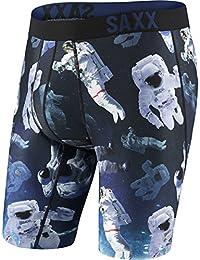 Saxx Fuse Long Leg Boxer - Spaceman XL