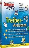 Treiber-Assistent, 1 CD-ROMTreiber für Grafikkarten, Soundkarten, ISDN, SCSI, Drucker u. v. m. Für Windows 95/98/2000