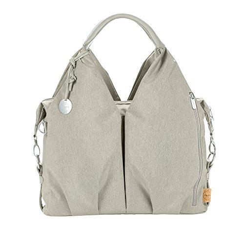 Lässig 1101001303 Wickeltasche Green Label Neckline Bag Ecoya, sand/beige (Schultergurt Gehören)