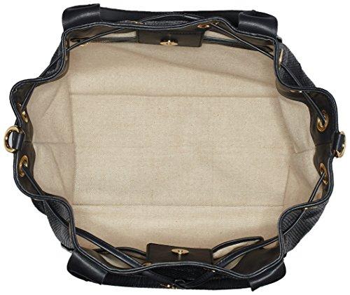 Bogner Capri Elea Bolsa tote pelle 39 cm schwarz, schwarz
